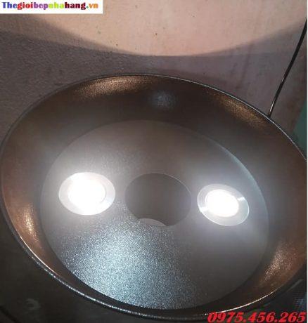 Bán chao đèn ống hút khói bếp nướng tại bàn giá rẻ nhất hiện nay