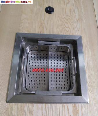 Bếp lẩu thang máy trung hoa , bán nồi lẩu thang máy nhà hàng giá rẻ nhất hiện nay
