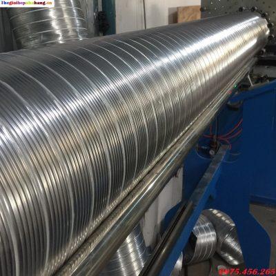 Cung cấp các loại ống nhôm nhún giá rẻ nhất tại hà nội