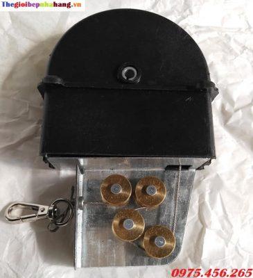 Hộp dây cáp ống hút khói bếp nướng tại bàn bánh xe bằng đồng giá tốt nhất