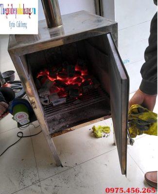 Lò ủ và mồi than hoa không khói nhà hàng BBQ giá rẻ nhất tại hà nội