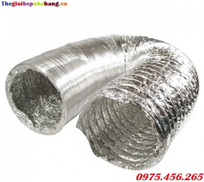Mua ống gió mềm , ống bạc mềm giá rẻ nhất ở đâu tại hà nội