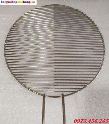 Vỉ nướng than hoa sóng ngang chất lượng cao tại hà nội