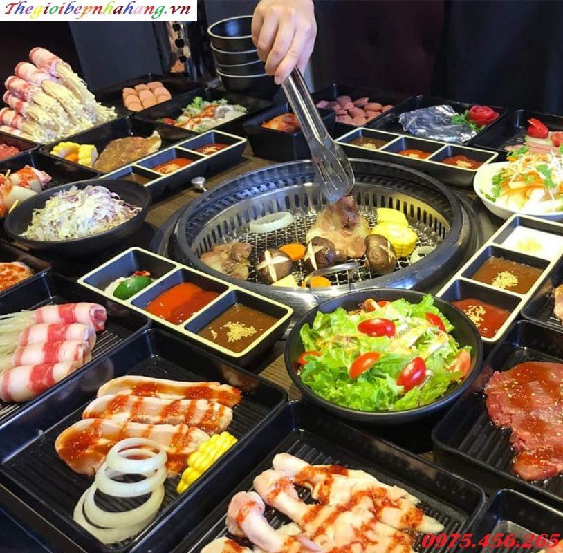 Lò nướng than hoa không khói âm bàn nhà hàng giá rẻ nhất tại hồ chí minh