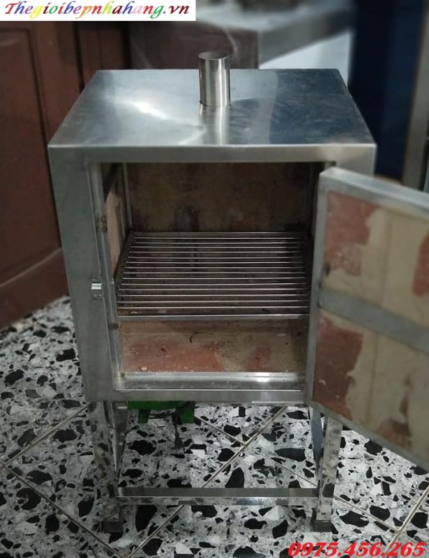 Máy ủ và mồi than hoa không khói cho nhà hàng lẩu nướng giá rẻ
