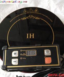 Bếp lẩu từ tròn âm bàn IH công suất 1200W giá rẻ nhất tại Hồ Chí Minh