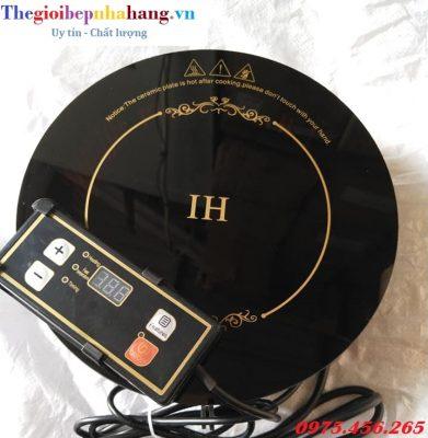 Bếp từ lẩu tròn âm bàn IH công suất 1200W chính hãng tại Hà Nội
