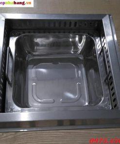Bếp ( nồi ) lẩu 1 ngăn âm bàn nhà hàng giá tốt nhất tại hồ chí minh