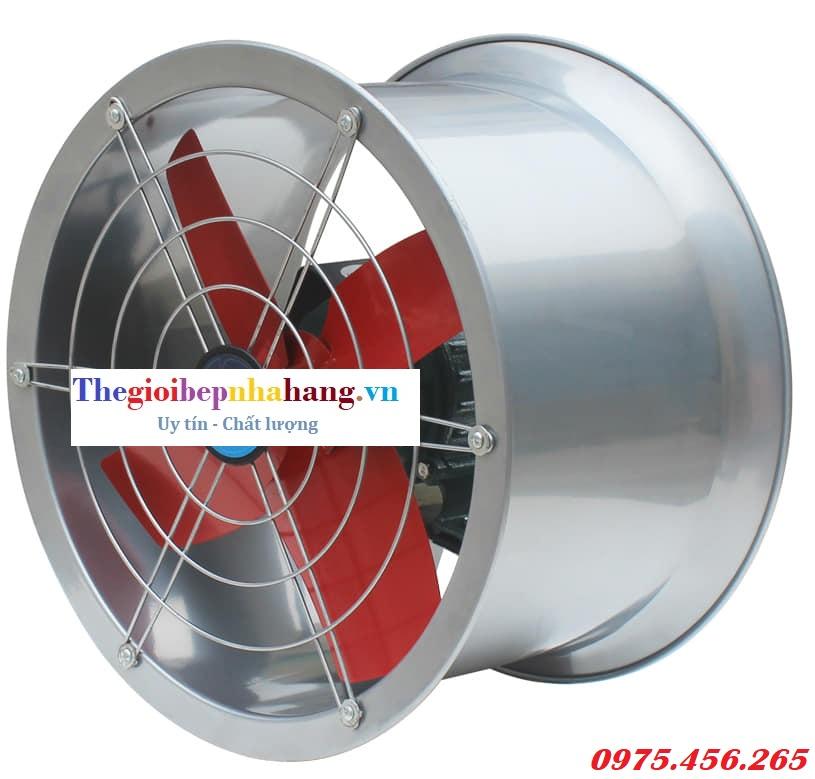 Quạt thông gió hút mùi đồng trục giá tốt nhất tại Hà Nội