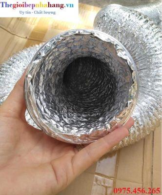 Mua ống bạc mềm - ống gió mềm hút mùi hút khí giá rẻ nhất ở đâu