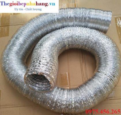 Nơi bán ống bạc mềm - ống gió mềm giá rẻ nhất tại hà nội - hồ chí minh