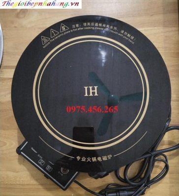 Bếp từ lẩu âm bàn tròn IH công suất 2000W chính hãng giá tốt nhất tại hcm