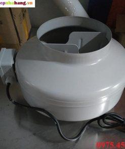 Quạt hút mùi thông gió nối ống D200 giá tốt nhất tại hà nội