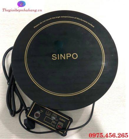 Bếp hồng ngoại âm bàn tròn Sinpo giá rẻ , uy tín , chất lượng tại Hà Nội