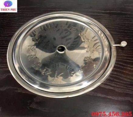Bếp ( lò ) nướng than hoa không khói âm bàn hút dương giá rẻ tại Hà Nội