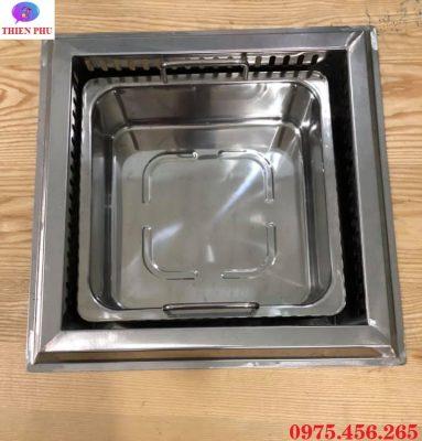 Bếp ( nồi ) lẩu 1 ngăn âm bàn giá rẻ , chất lượng tại Hà Nội