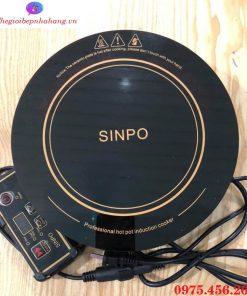 Bếp từ lẩu âm bàn tròn Sinpo 1200w chính hãng , uy tín , chất lượng cao tại Hà Nội