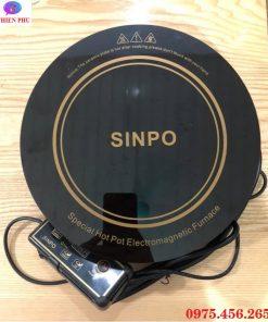 Bếp từ lẩu âm bàn tròn Sinpo 2000w chính hãng , uy tín ,chất lượng cao tại Hồ Chí Minh