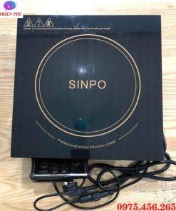 Bếp từ lẩu âm bàn vuông Sinpo 2000w chính hãng , uy tín tại Hồ Chí Minh