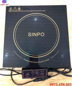 Bếp từ lẩu âm bàn vuông Sinpo 3000w chính hãng giá rẻ tại Hà Nội