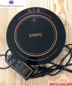 Bếp từ lẩu cô đơn âm bàn tròn Sinpo 800w uy tín , chất lượng cao tại Hồ Chí Minh