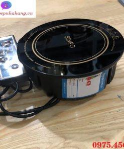 Cung cấp bếp từ lẩu cô đơn âm bàn tròn 800w chính hãng giá rẻ tại Hồ Chí Minh