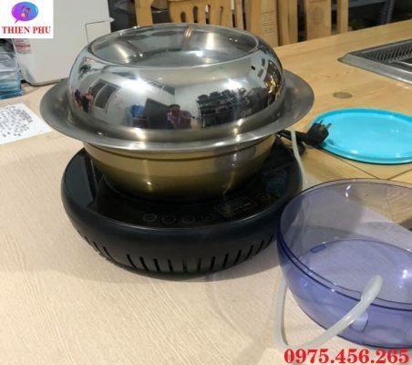 Giá bán bếp ( nồi ) lẩu hơi gia đình chính hãng tại Hà Nội