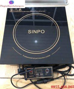 Giá bán bếp từ lẩu âm bàn vuông Sinpo 2000w uy tín , chất lượng tại Hà Nội