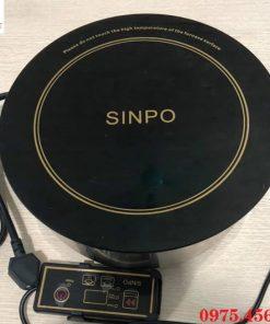 Mua bếp hồng ngoại âm bàn tròn Sinpo chính hãng giá tốt nhất ở đâu tại Hồ Chí Minh