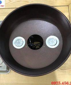 Mua chao đèn ống hút khói mùi bếp nướng tại bàn giá rẻ ở đâu tại Hà Nội