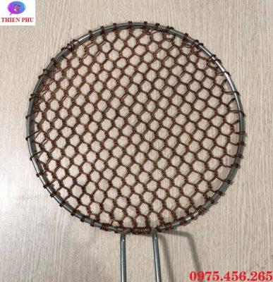 Mua vỉ nướng đồng nguyên chất bếp nướng than hoa âm bàn hút âm tại Hồ Chí Minh