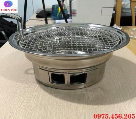 Nơi bán bếp ( lò ) nướng than hoa âm bàn vỉa hè ngoài trời giá rẻ tại Hồ Chí Minh